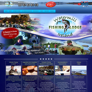 Visit Watermill Fishing Lodge website