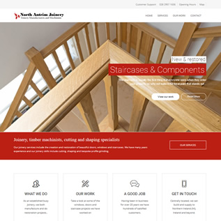 Visit North Antrim Joinery website